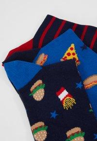 Pier One - 3 PACK - Ponožky - multi-coloured - 2