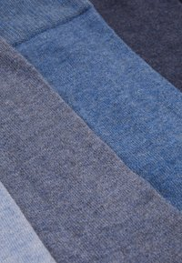 Pier One - 5 PACK - Calze - mottled blue - 1