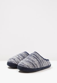 Pier One - Pantuflas - navy - 2