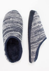 Pier One - Pantuflas - navy - 1