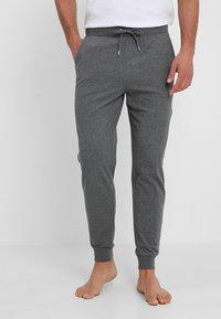 Pier One - Pyjamasbyxor - dark gray - 0