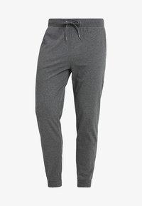 Pier One - Pyjamasbyxor - dark gray - 3