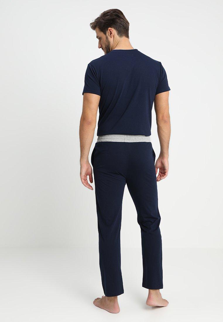 Pier Blue One 2 Pyjama De PackBas Grey dark TlFKJc31