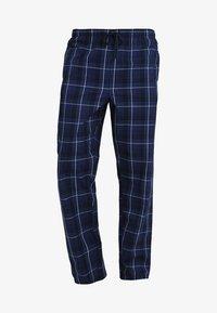 Pier One - Pyjamabroek - dark blue - 3