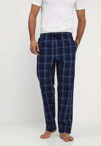 Pier One - Pyjamabroek - dark blue - 0
