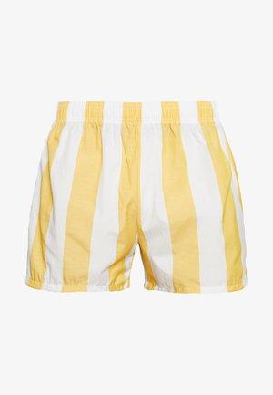 Pantaloni del pigiama - white/yellow