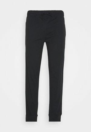 2 PACK - Spodnie od piżamy - black/khaki