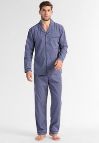 Pier One - SET - Pyjama set - blue - 1
