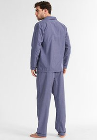 Pier One - SET - Pijama - blue - 2