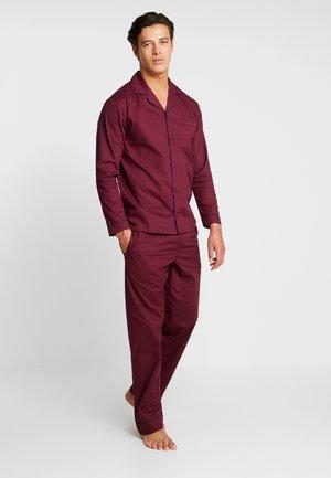 Pyjama - dark red