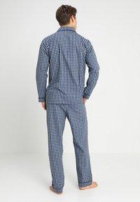 Pier One - Pijama - dark blue - 2