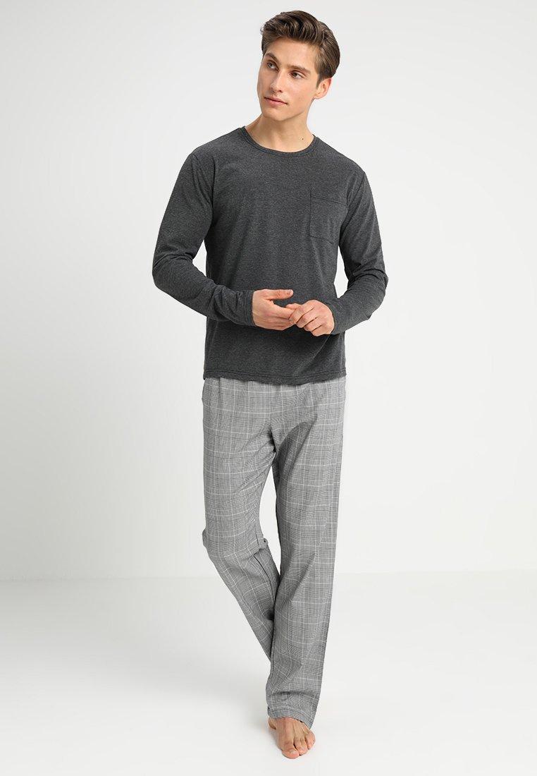 Pier One - Nachtwäsche Set - grey