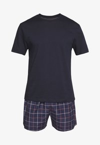Pier One - SET - Pyjama - dark blue - 3