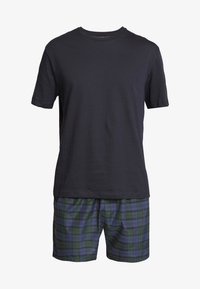 Pier One - SET - Pyjama - dark green - 4