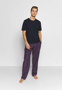 Pier One - SET - Pyjamas - bordeaux - 0