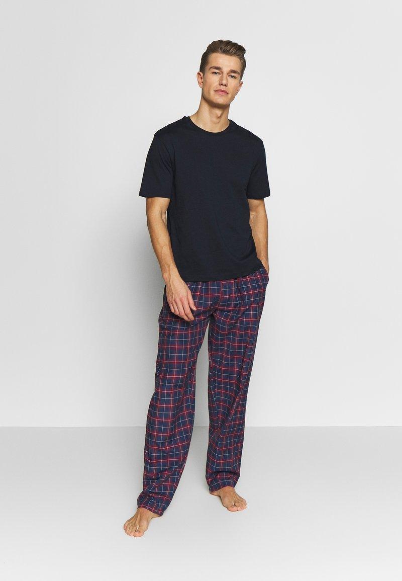 Pier One - SET - Pyjamas - bordeaux