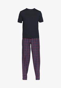 Pier One - SET - Pyjamas - bordeaux - 4