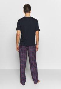 Pier One - SET - Pyjamas - bordeaux - 2
