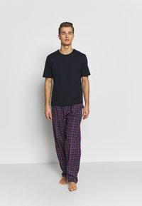 Pier One - SET - Pyjamas - bordeaux - 1