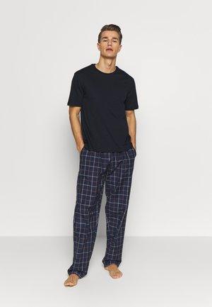 SET - Pijama - dark blue