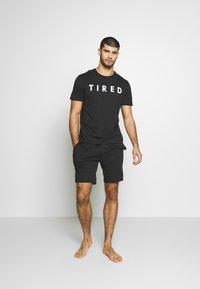 Pier One - Pyjama - black - 1