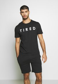 Pier One - Pyjama - black - 0