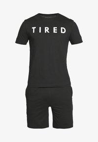 Pier One - Pyjama - black - 3