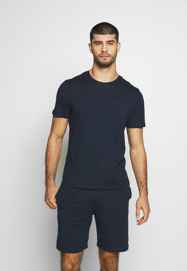 SET - Pyjama - dark blue