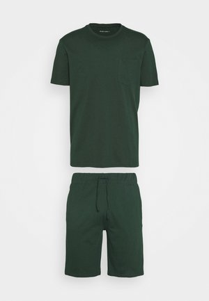 SET - Pyjama - dark green