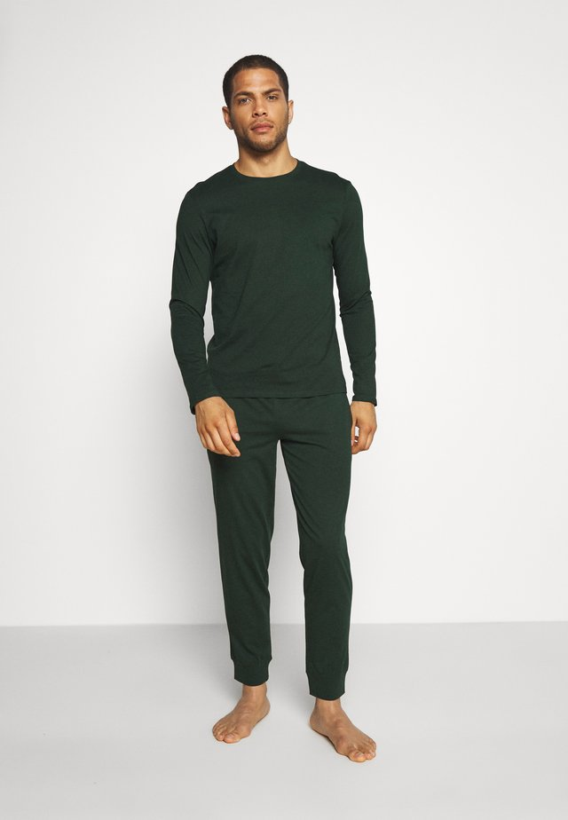 SET - Pyjamas - dark green