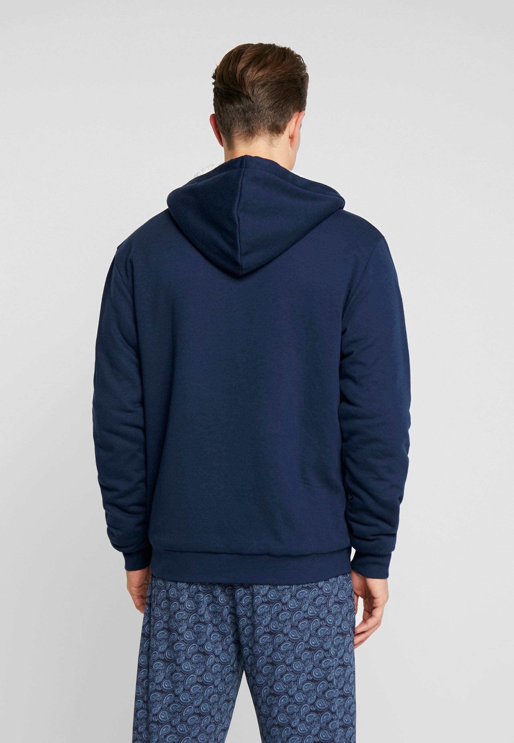 Veste Blue One Sweat Pier En ZippéeDark IWEH9D2Y