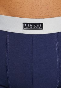 Pier One - 3 PACK - Bokserit - dark blue - 6