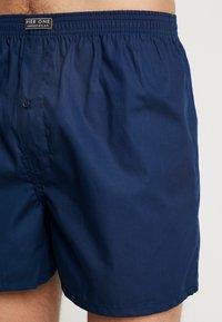 Pier One - 7PACK - Boxer - dark blue - 4