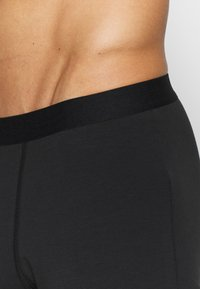 Pier One - 7 PACK - Pants - black - 4
