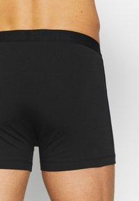Pier One - 7 PACK - Shorty - black - 2
