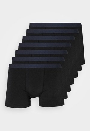 7 PACK - Shorty - dark blue