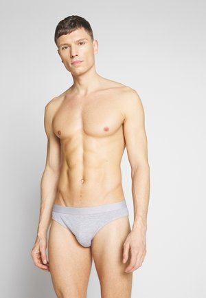 3 PACK - Briefs - mottled grey
