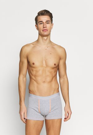 3 PACK - Pants - mottled grey