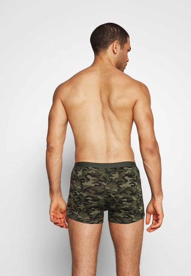 3 PACK - Panties - khaki