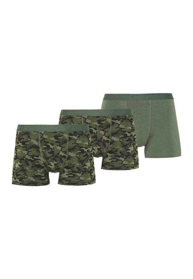 3 PACK - Panties - khaki