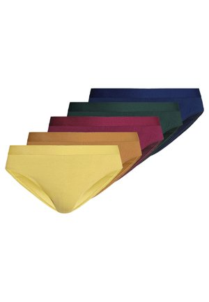 5 PACK - Slip - multicoloured