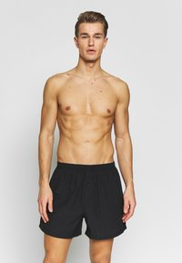 Pier One - 5 PACK - Boxershort - black - 1