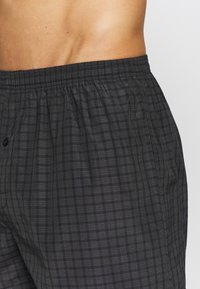 Pier One - 5 PACK - Boxershort - black - 5