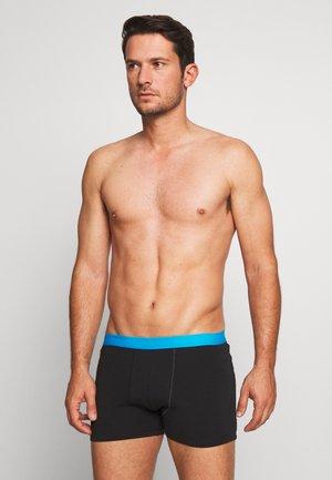 5 PACK - Pants - black/multicoloured