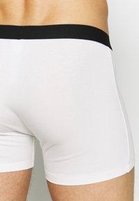 Pier One - 5 PACK - Underkläder - black/mottled grey - 5