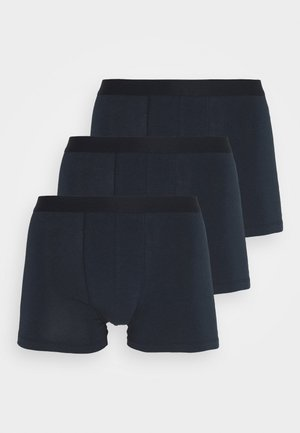 3 PACK - Shorty - dark blue