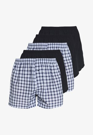 5 PACK - Boxer shorts - dark blue/blue