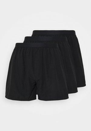 3 PACK - Boxershort - black