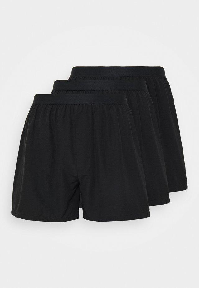 3 PACK - Caleçon - black