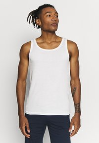 Pier One - 3 PACK - Undershirt - white - 1